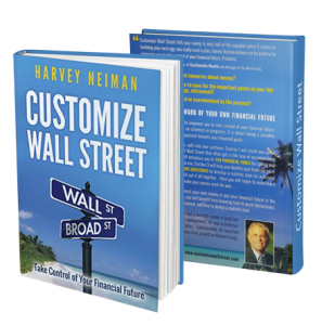 Customize Wall Street Book